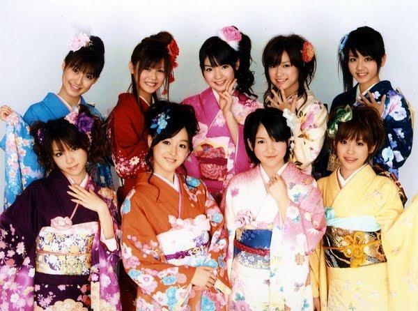 Japanese women (Hara Hachibunme)