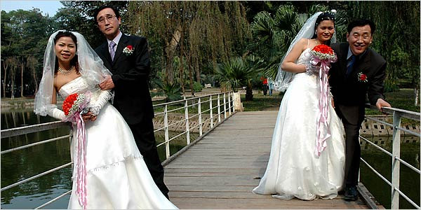 Korean men international brides