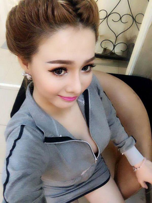 Filipina girl